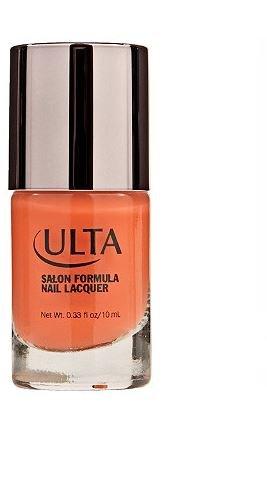 ULTA Salon Formula Nail Lacquer in Peach Parfait (CR)