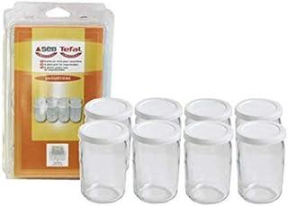 Seb 8 pots en verre pour La Yaourtière 2 989641