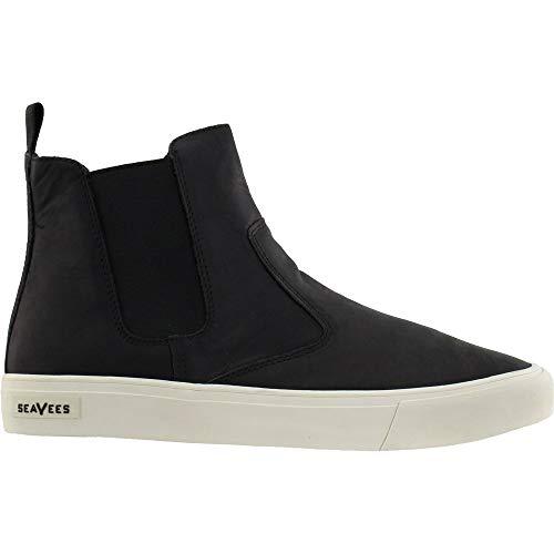 SeaVees Mens Huckberry Coronado High Sneakers Shoes Casual - Black - Size 10 D