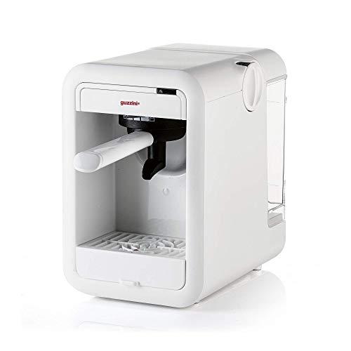 Guzzini Kitchen Active Design Macchina da Caffè, 16 x 21 x 23.5 cm, Bianco (White)