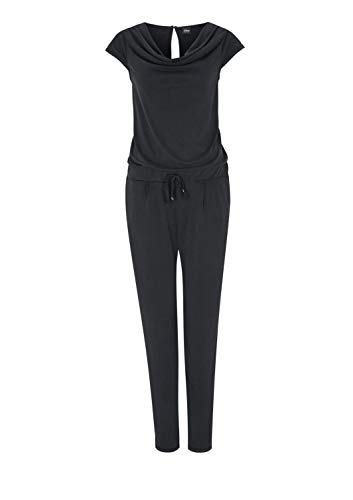 s.Oliver BLACK LABEL Damen Jumpsuit, Schwarz - 2