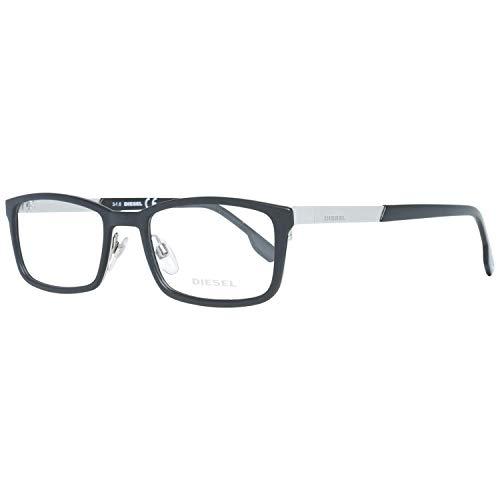 Diesel DL5196 C54 002 (matte black / ) Brillengestelle