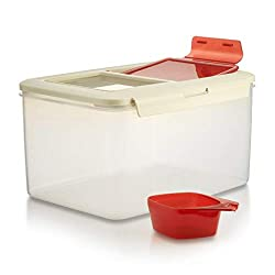 dog food storage container ideas