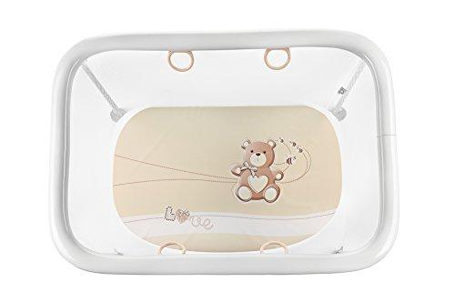 Brevi Box Royal 584 - Parque para bebés, Multicolor