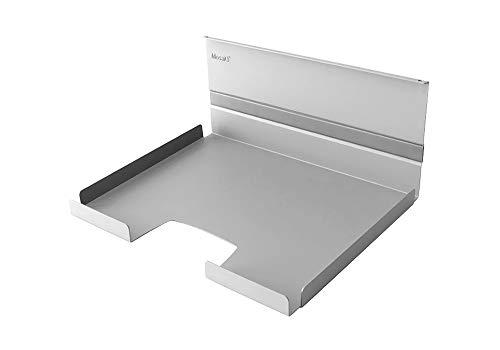 KESSEBÖHMER Linero MosaiQ plank DIN A4 / railsysteem/titanium grijs (8045136)
