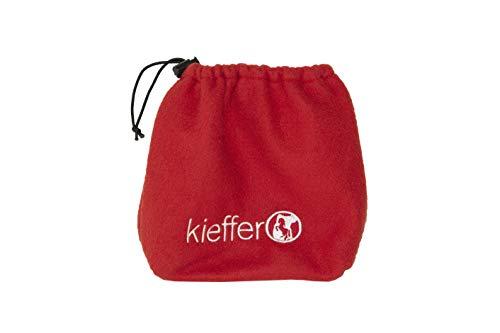 Kieffer 674/65717 Vaina, Unisex-Adult, Rojo, Talla Única