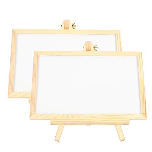 Faltbar und Protable, Schreibtafel, mit 2 Halterungen, bewegliche Dekoration