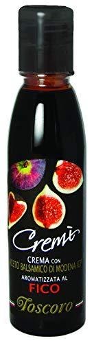 TOSCORO Crème de Vinaigre Balsamique Figues 200 g
