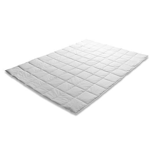 Traumschloss Sommernachtstraum Exclusiv Daunenbett Bettdecke Weiß 135 x 200 cm