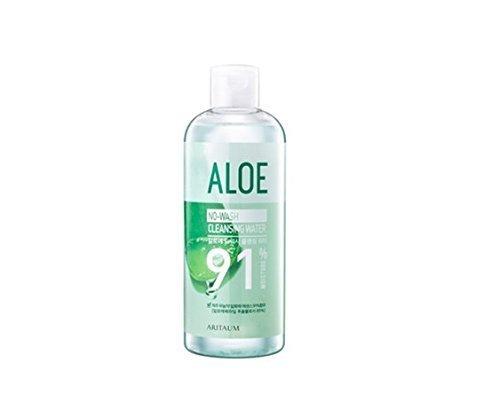 ARITAUM Aloe No Wash Cleansing Water (300Ml) By