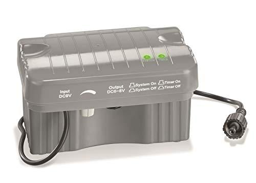Akkubox 6V/3,2 Ah bis 8 Watt Solarmodulleistung für Solar Teichpumpen Pumpe Akku Batterie esotec 101818