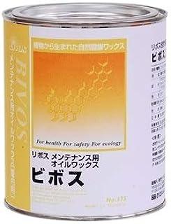 リボス 蜜蝋オイルワックス 375ビボス 0.75L