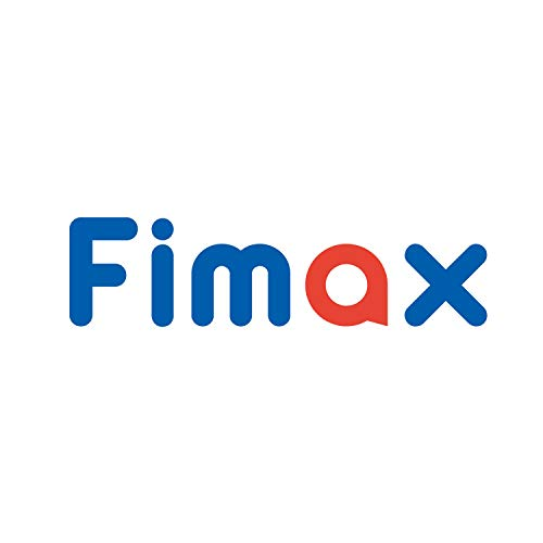 Fimax Compatible Label Tape Replacement for DYMO 18051 Rhino Industrial Heat Shrink Tubes 1/4 Inch Tape to use with Rhino 5000 5200 4200 Label Makers, Black on White, 6mm X 5 Ft, 3 Pack
