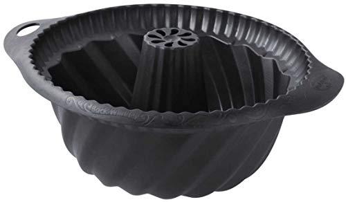Dr. Oetker Gugelhupfform Ø 24 cm, Kunststoffform für köstlichen Kuchen, prämierte Kuchenform für Gugelhupf, Backform der Serie Back-Wunder, Menge: 1 Stück