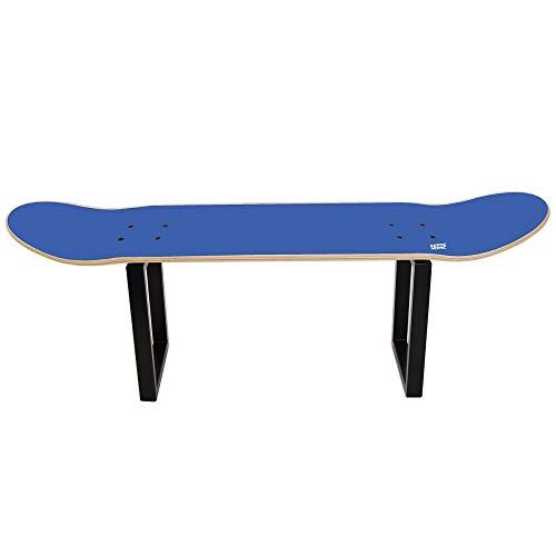 Geschenk für Skater, Skateboard Hocker Blau
