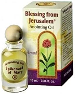 Spiknard of Mary Anointing Oil Made in Israel 6064793