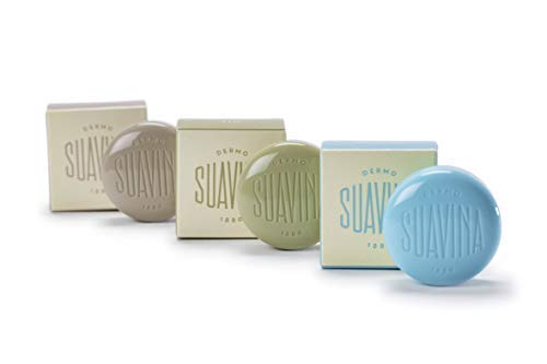 Suavina Pack Colores | Cacao Labios Bálsamo Labial Reparador | Set de 8 unidades Bálsamos Labiales de Tarro | Repara, Hidrata y Protege - 10 ml