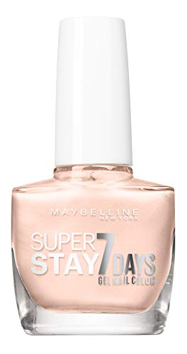 Maybelline New York Super Stay 7 dagen nagellak blush Skyline 914 3-pack (3 x 10 milliliters)