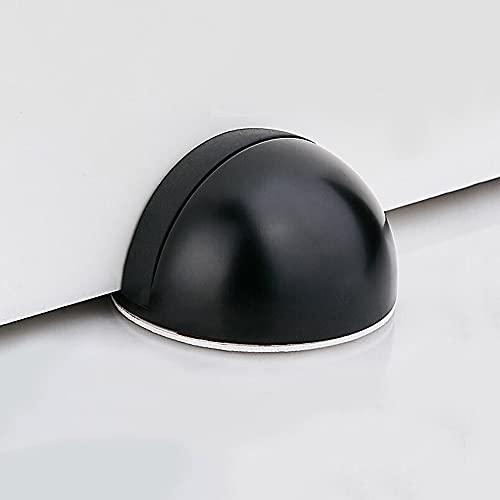 Succión sin agujero, anti-colisión, puerta antirrobo, puerta magnética fuerte, pared de silicona, parte superior de la puerta, bloqueador de puerta, inodoro invisible pared silenciosa, puerta de inodo