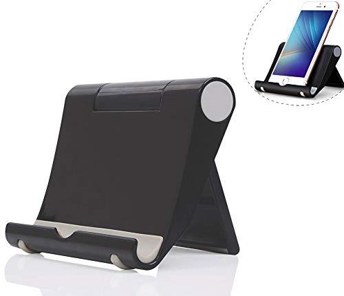 Dosige Soporte móvil télefono sobre la Mesa, Soporte Multiángulo para iPad...