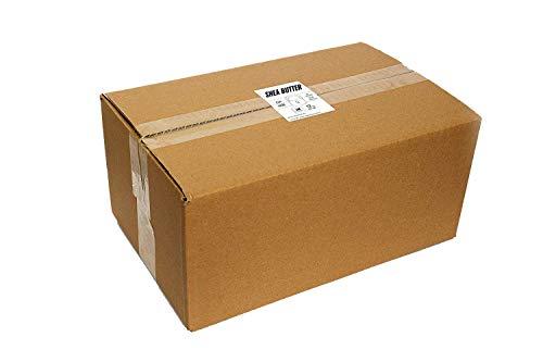 FORBURY DIRECT · ENGLAND · Sheabutter Seifenbasis Rohseife Schmelzen und gießen Seifen 12kg (SLS-frei)