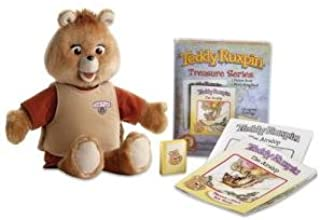 Backpack Toys Teddy Ruxpin Box Set with Software