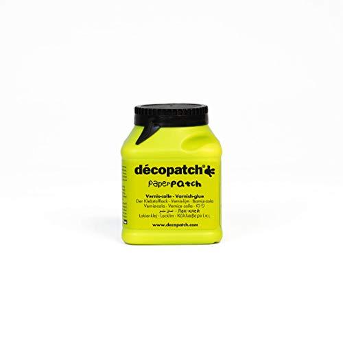 GLOREX Klebstofflack satiniert 180g FR/GB/NL, Kleber, Mehrfarbig, 8 x 6 x 5 cm, 1 Einheiten, PP150AO