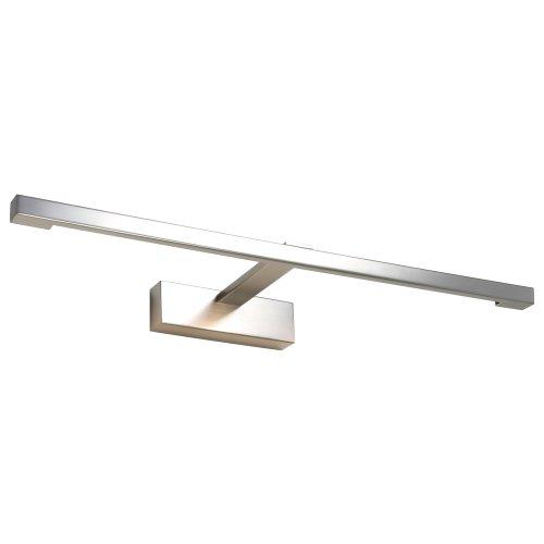 Astro 0794 G4 Teetoo 350 lampe pour tableau avec 2 x 20 W 12 V Ampoules halogènes, Nickel mat