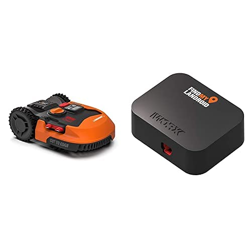 WORX WR153E Robot Cortacésped Landroid L 1500 WIFI + Accesorio GPS 4G WA0862