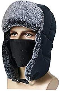 LoveHike Waterproof Balaclava Hood Hat Windproof Ski Face Mask Men Women Children Warm Fleece Winter Hat