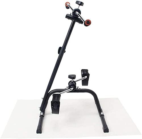 Mini Bicicleta de Ejercicios para el hogar, Bicicleta pequeña, Equipo de Ejercicios, Equipo de Entrenamiento de rehabilitación de piernas para Ancianos, Bicicleta estática