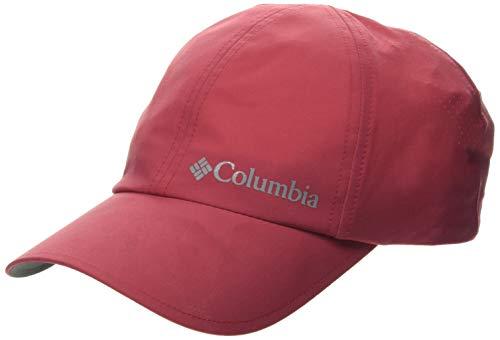 Columbia Silver Ridge III, Casquette, Unisexe, Fibre Synthétique, Rose (Rouge Pink), Taille Unique (Ajustable), 1840071