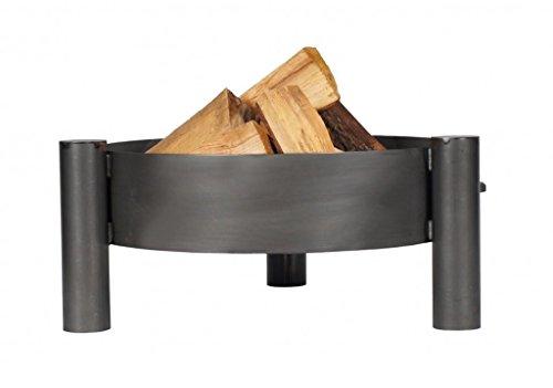 FARMCOOK Feuerschale PAN 33 Stahl unbehandelt in drei Größen (Ø 60 cm)