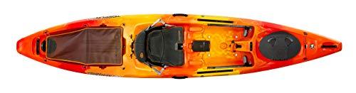 Wilderness Systems Tarpon 120 | Sit on Top Fishing Kayak | Premium Angler Kayak | 12' 3' | Mango