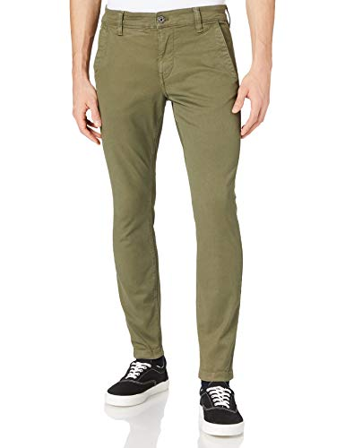 G-STAR RAW Skinny Chino Pantalones Informales. para Hombre