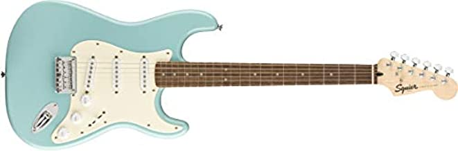 Squier by Fender Bullet Stratocaster - Hard Tail - Laurel Fingerboard - Tropical Turquoise
