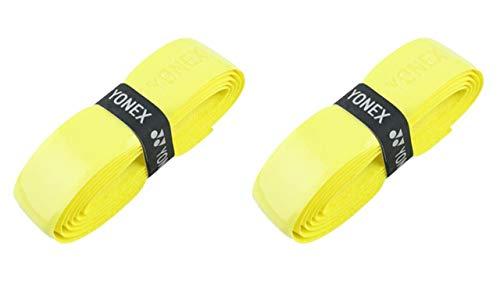 YONEX Basisgriffband Hi-Soft GRAP 2 Grips gelb Tennis Badminton Squash