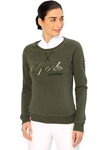 SPOOKS Allegra Pullover - DE (Farbe: Light Olive; Größe: M)