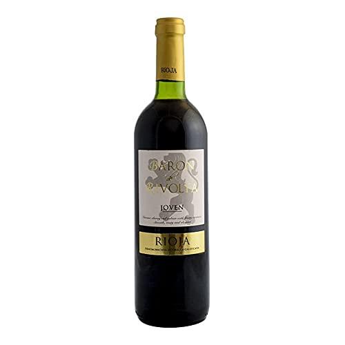 BARON DE RIVOLTA RIOJA TINTO JOVEN 6 Botellas (6 * 75 Cl)