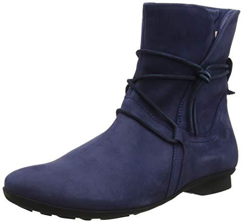 Think! Damen KESHUEL_585127 Stiefeletten, Blau (Indigo 89), 39 EU