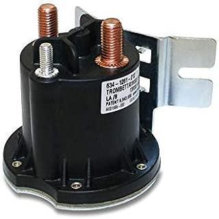 Trombetta 634-1261-212 12 Volt Solenoid PowerSeal DC Contactor (Includes Hardware)