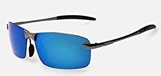 Honors Polarized Sunglasses Reflective Sports Sun Glasses For Men