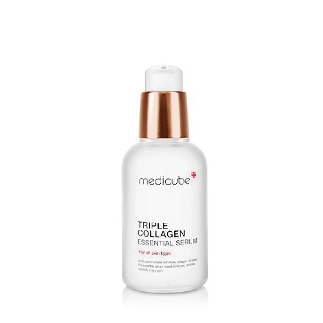 つかまえる旅行者同時medicube Triple Collagen Essential Serum 50ml/メディキューブ トリプル コラーゲン エッセンシャル セラム 50ml [並行輸入品]