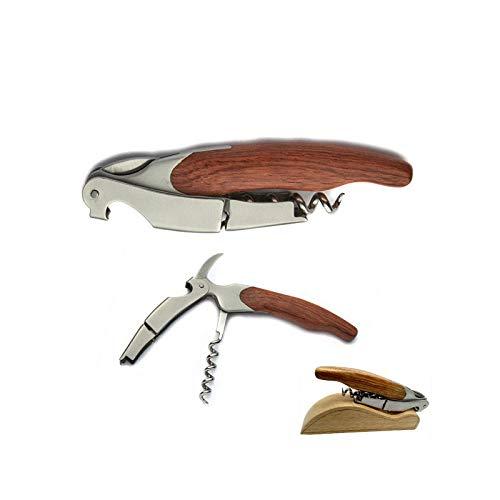 LAGUIOLE scatola cavatappi Laguiole doppia leva, tre funzioni, forma pulita e moderna