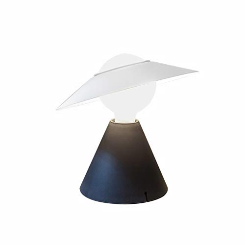 YHshop Lámpara de Mesa Nordic Forma Arte Mushroom lámpara de cabecera del Dormitorio de los niños Lámpara de Mesa Mesa de Estudio de Moda de la lámpara Lámparas de Escritorio