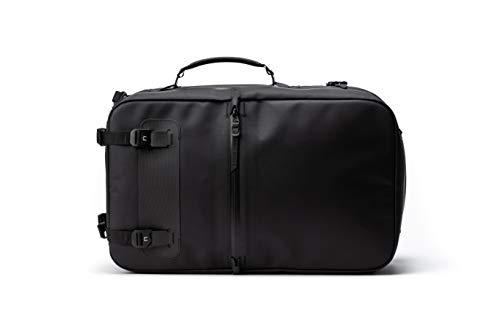 Black Ember Citadel Minimal Backpack R2   Jet Black