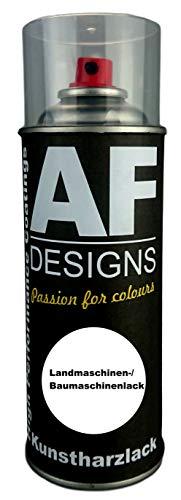 Alex Flittner Designs Kunstharz Lackspray Sprühdose Spraydose IHC ROT/MC-CORMICK 157/R91X seidenmatt