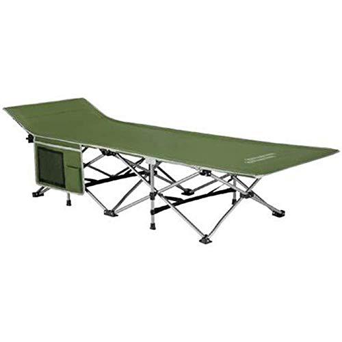 AI LI WEI Thuis buiten/opklapbed Kamp Bed Buiten Begeleidend Bed Buiten Draagbaar Opklapbaar Stapelbed Geen Installatie