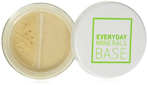 Base Mate, Oro Beige 3W, 0,17 oz (4,8 g) - Minerales Everyday