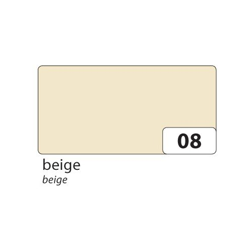 Tonpapier A4Folia 100Blatt 08 beige